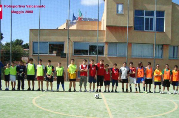 Torneo calcetto 2008