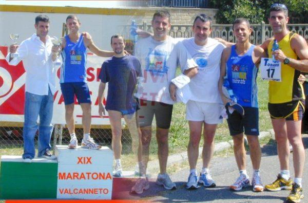 premiazione maratonina 2007