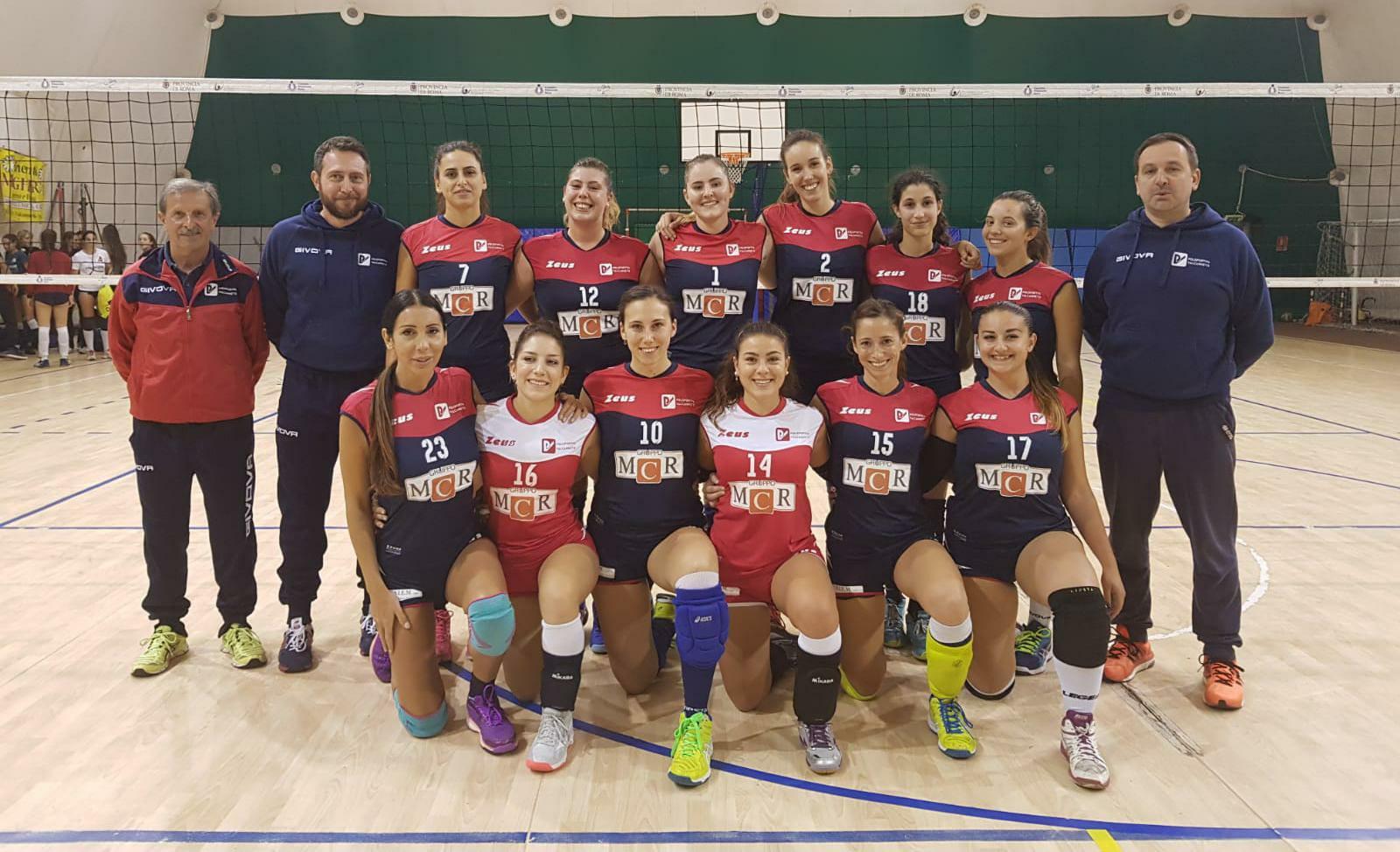 Serie D Pallavolo Femminile 2019-2020